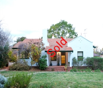 A classic Reid home with unlimited potential